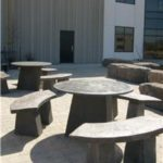 Concrete Table