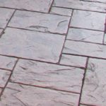 Stamped Concrete Pattern