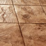 Stamped Concrete Tile
